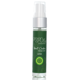The Heart Chakra Aroma Mist use essential oils to center and balance the mind, body, and spirit