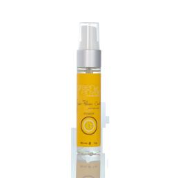 Solar Plexus Chakra Aroma Mist essential oils to center and balance the mind, body, and spirit