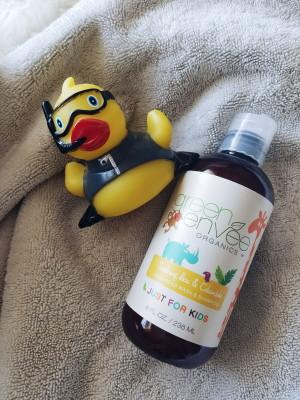 Organic Skincare for children